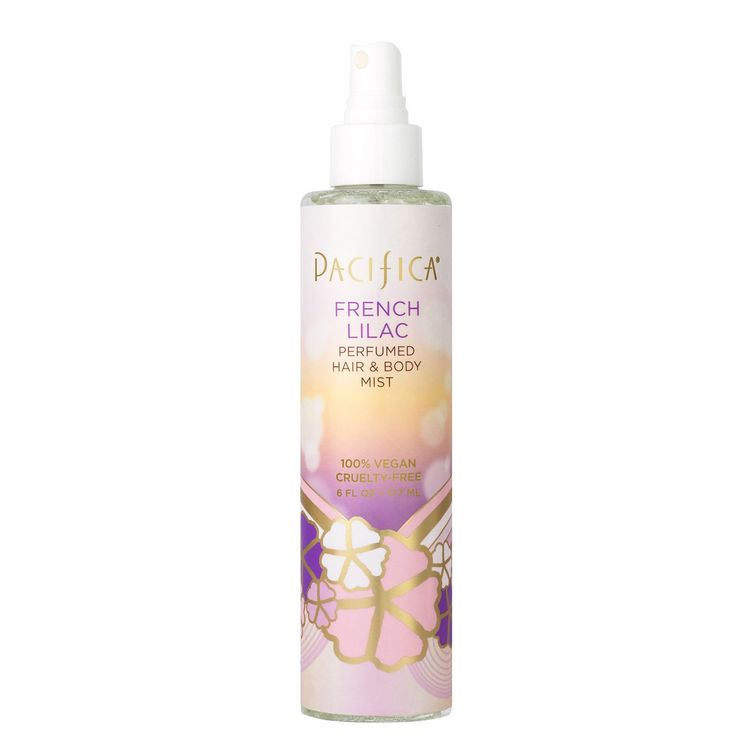 Pacifica Beauty French Lilac Perfumed Hair & Body Mist