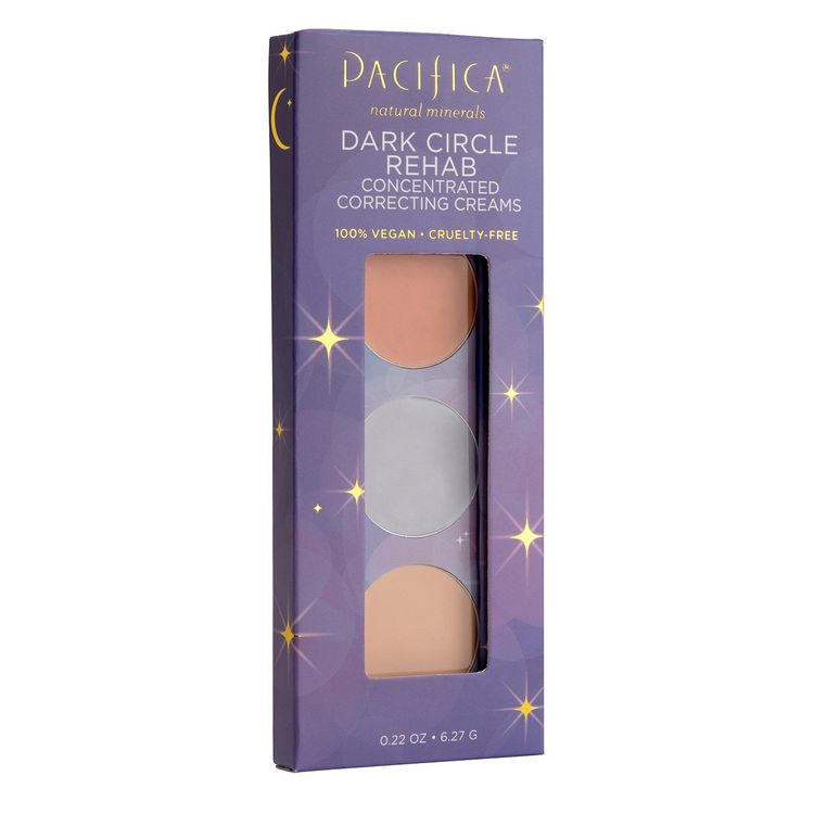 Pacifica Dark Circle Rehab Concentrated Correcting Creams