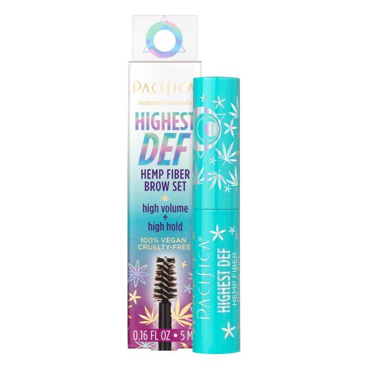 Pacifica Beauty Highest Def Hemp Fiber Brow Set