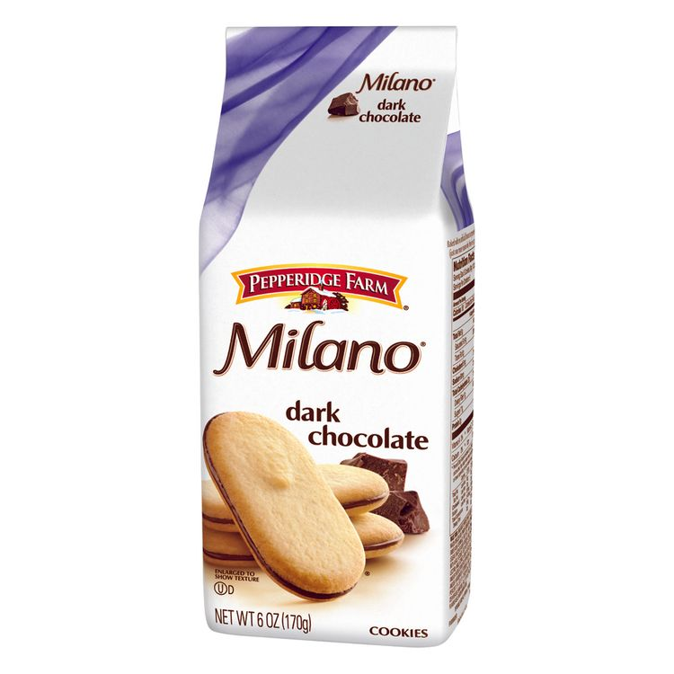 Pepperidge Farm Dark Chocolate Milano Cookies
