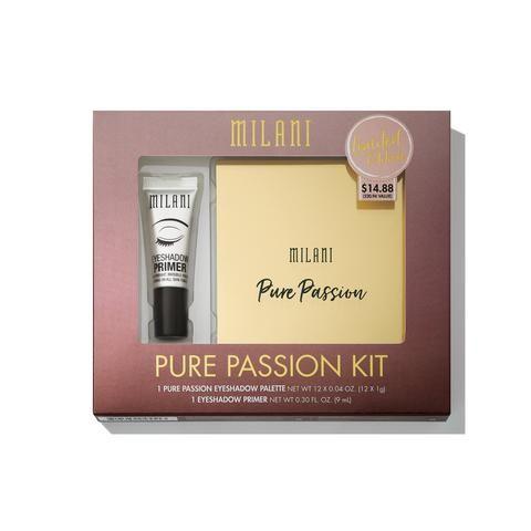 Milani Pure Passion Eyeshadow Palette + Primer Kit