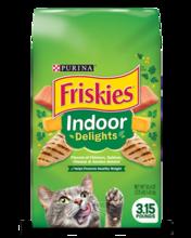 Friskies Indoor Delights® Dry Cat Food