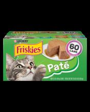Friskies Pate Wet Cat Food Variety Pack