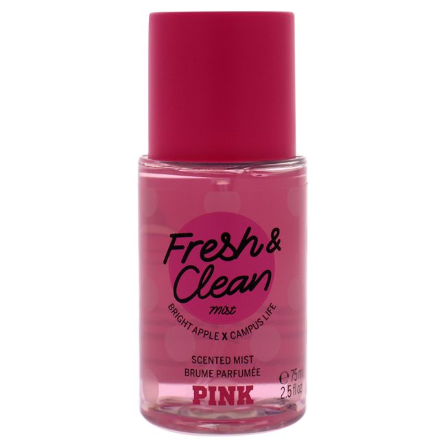2 Victoria's Secret Pink Mini Mist Body Splash Spray 2.5 Fl Oz Free Shipping
