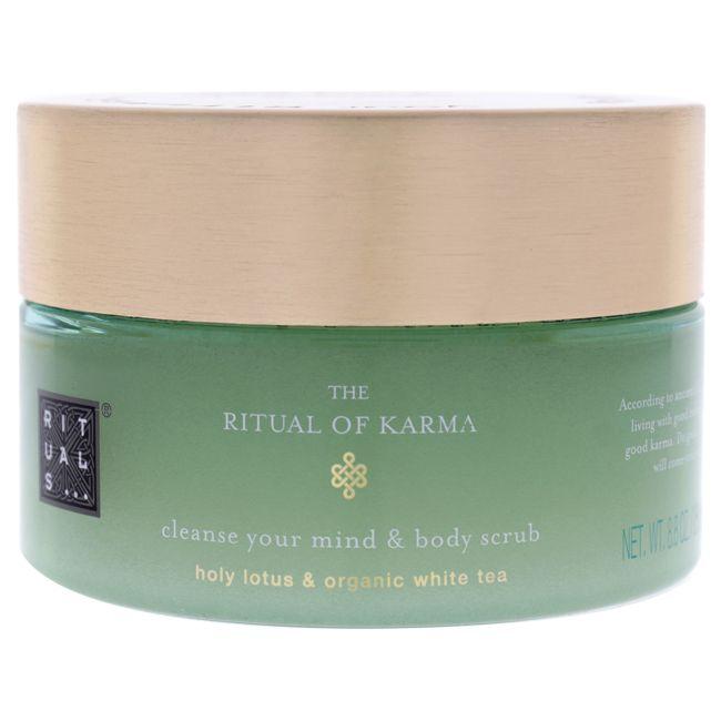 Rituals The Ritual Of Karma Holy Lotus & White Tea Body Scrub 250g
