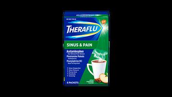 Theraflu Sinus & Pain - Hot Liquid Powder