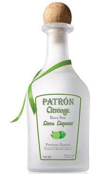 Patrón Citrónge Lime Liqueur
