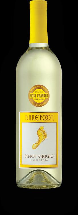 Barefoot Cellars Pinot Grigio White Wine 750ml