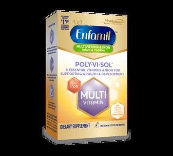 Enfamil Poly-Vi-Sol Vitamins with Iron
