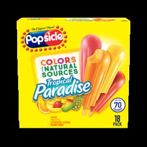 Popsicle ® Tropical Paradise