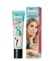 Benefit Cosmetics @iluvsarahii�s desert island pick - the POREfessional face primer