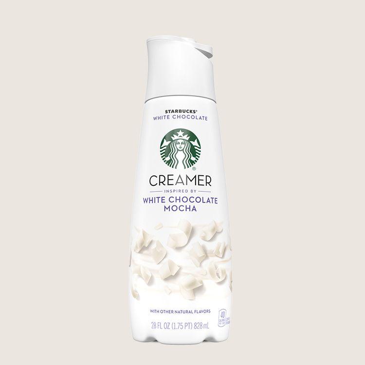 White Chocolate Flavored Creamer