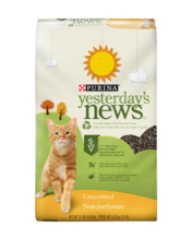 Yesterday's News® Non-Clumping Original Formula Unscented Cat Litter