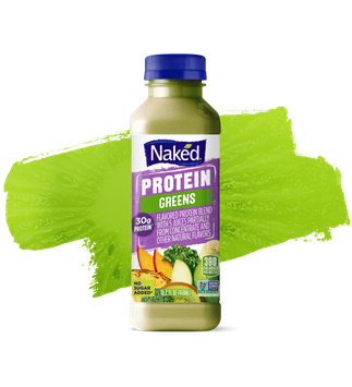 Naked Juice Greens Protein
