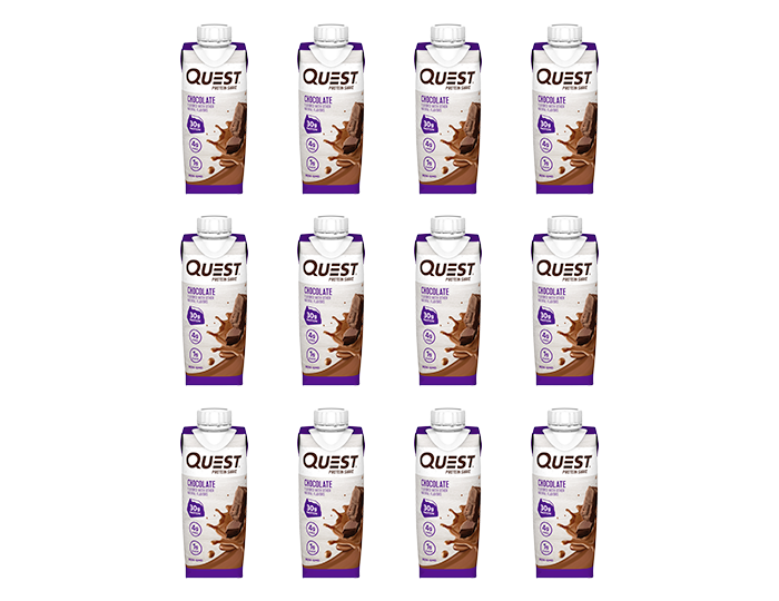 Quest Protein Shakes - Chocolate