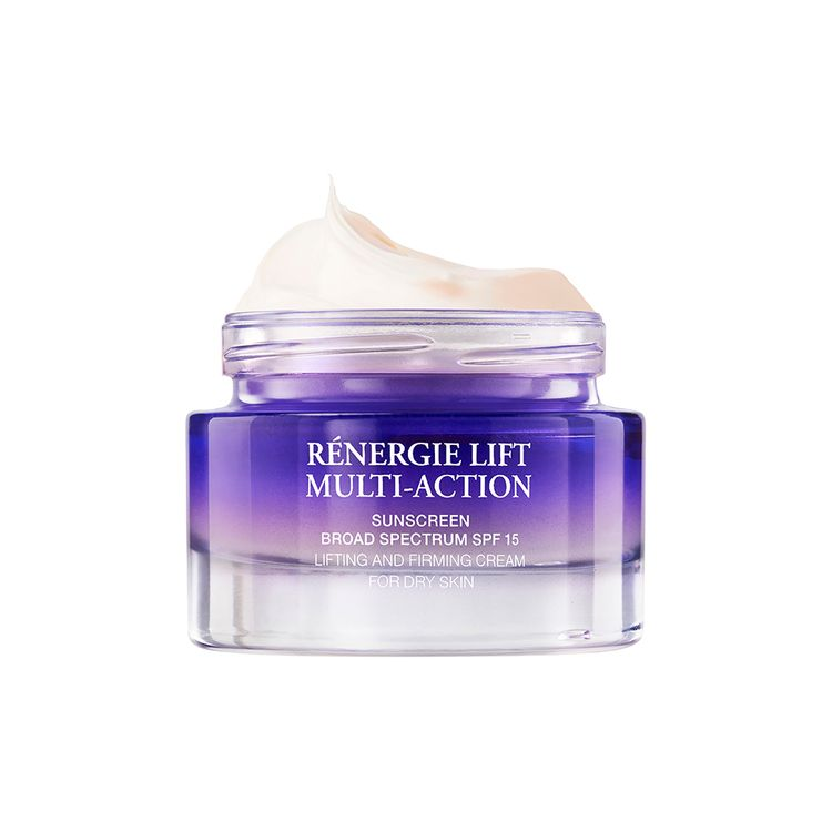 Lancome Rènergie Lift Multi-Action Rich Cream With SPF 15 For Dry Skin