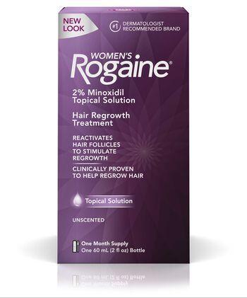 Rogaine® Women's 2% Minoxidil Solution
