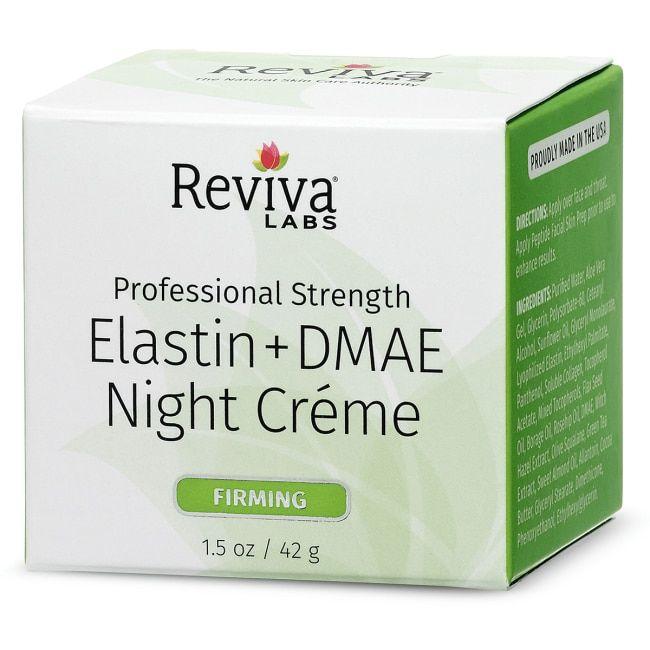 Professional Strength Elastin + DMAE Night Creme