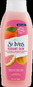St. Ives Radiant Pink Lemon & Mandarin Orange Body Wash