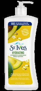 St. Ives Hydrating Vitamin E & Avocado Hand & Body Lotion