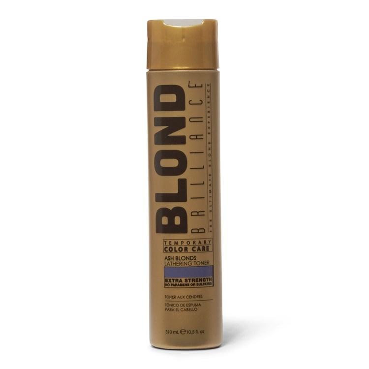 Blond Brilliance Temporary Color Care Ash Lathering Toner