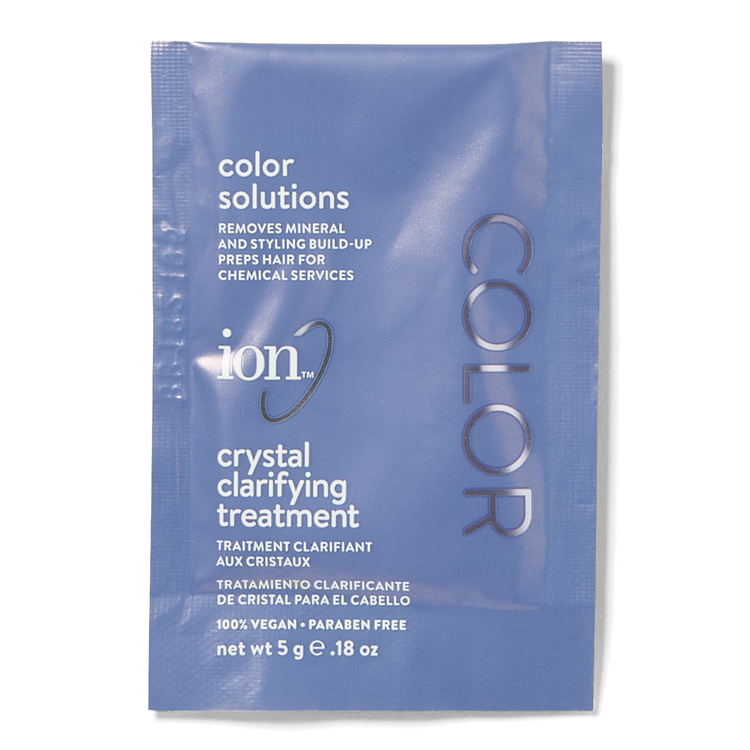 Ion Crystal Clarifying Treatment Packette
