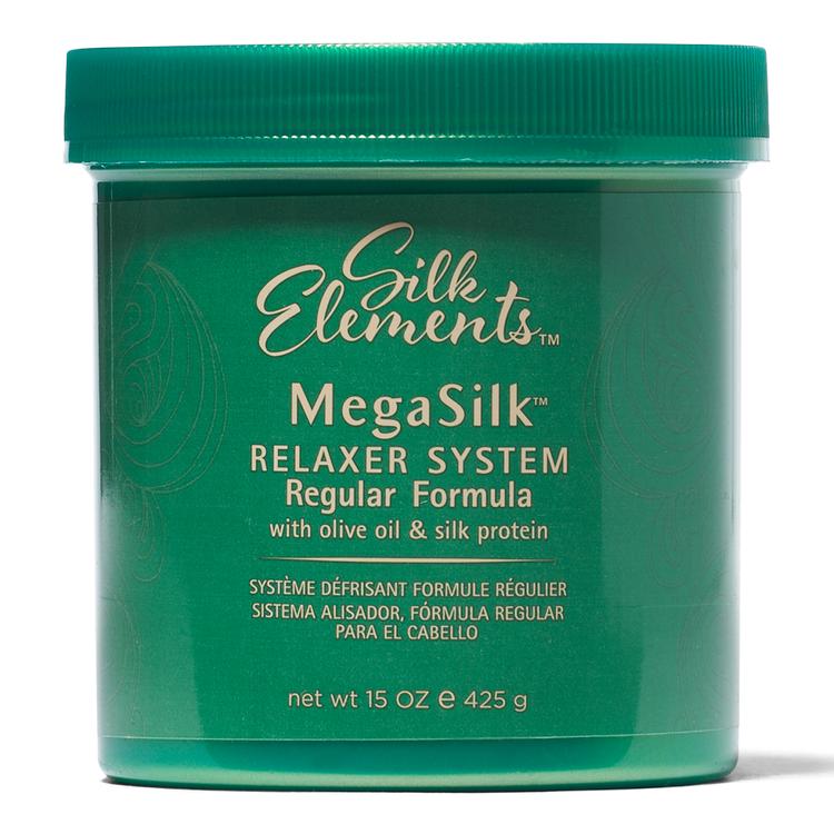 Silk Elements Olive Oil Regular Relaxer