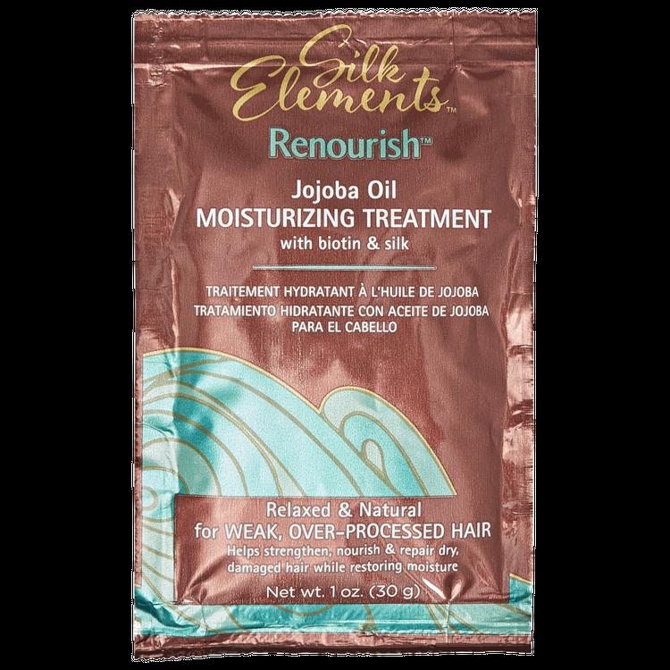 Silk Elements Jojoba Oil Moisturizing Treatment Packet