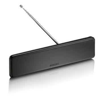 Philips Digital TV antenna SDV6225T Indoor 18 dB amplified HDTV/UHF/VHF