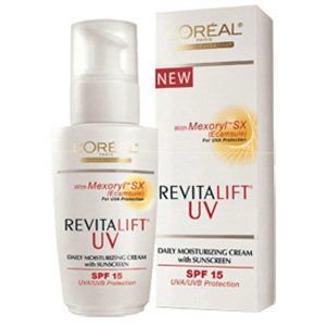 L'Oreal Paris RevitaLift ® UV with Mexoryl™ SX (Ecamsule)