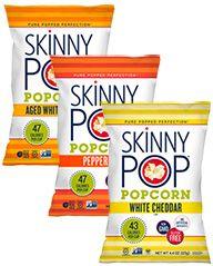 SkinnyPop White Cheddar (4.4 oz. Bag)