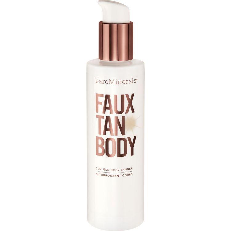 Faux Tan Sunless  Body Tanner, 135 ml