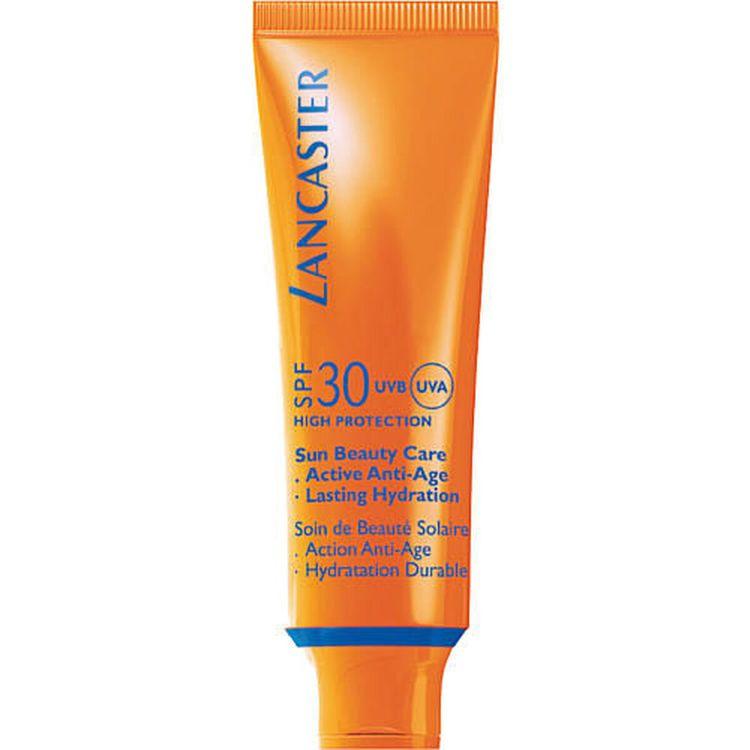 Sun Beauty Care, Velvet Touch Cream Radiant Tan SPF 30, Sonnencreme, 50 ml
