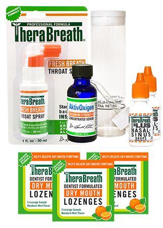 TheraBreath Tonsil Stones Treatment Kit