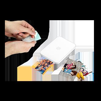 Lifeprint Sticky Back 20 Paper Pack