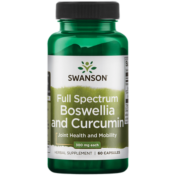 Full Spectrum Boswellia and Curcumin