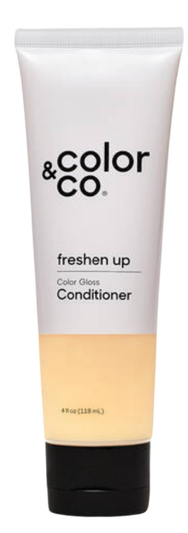 Color&Co Color Gloss Conditioner - Sun-Kissed Gold