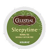 Keurig® Celestial Seasonings® Sleepytime Herbal Tea K-Cup Pod