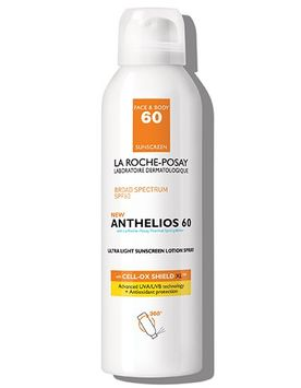La Roche-Posay Anthelios Lotion Spray Sunscreen SPF 60