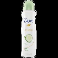 Dove Advanced Care Dry Spray Antiperspirant Deodorant Cool Essentials