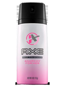 Axe Anarchy Fragancia Diaria Para Ella