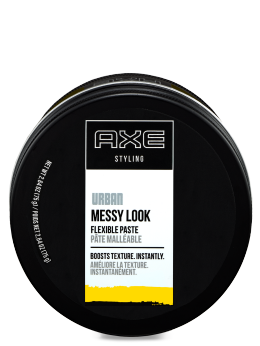Axe Messy Look: Flexible Paste