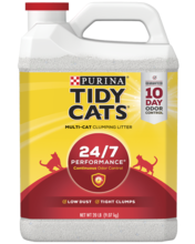 Tidy Cats® 24/7 Performance® Clumping Cat Litter