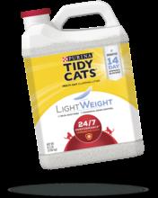 Tidy Cats® Lightweight 24/7 Performance® Cat Litter