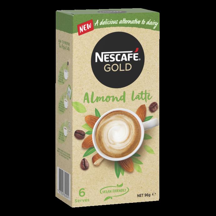 Nescafe Almond Latte 6Pk
