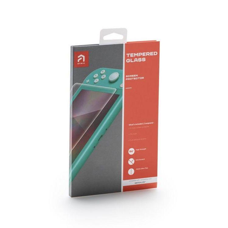 Tempered Glass Screen Protector for Nintendo Switch Lite Nintendo Switch Lite Accessories Nintendo GameStop