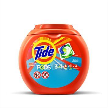 Tide PODS® Laundry Detergent Clean Breeze Scent