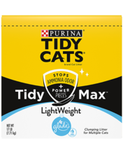 Tidy Cats® Tidy Max™ Lightweight With Glade® Clear Springs® Cat Litter