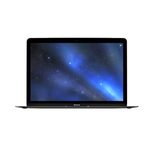 """Apple 12"""" MacBook Retina (2015) 1.1GHz Core """"M"""", Space Gray - Used, Very Good condition"""