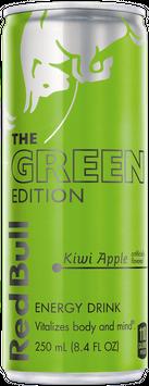 Red Bull Energy Drink, Kiwi Apple